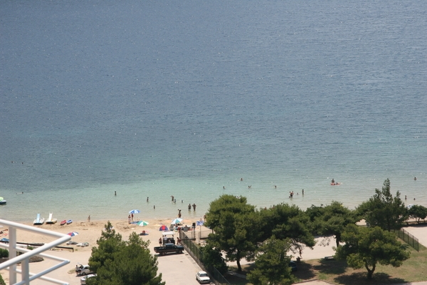 Plaża w Dubrowniku