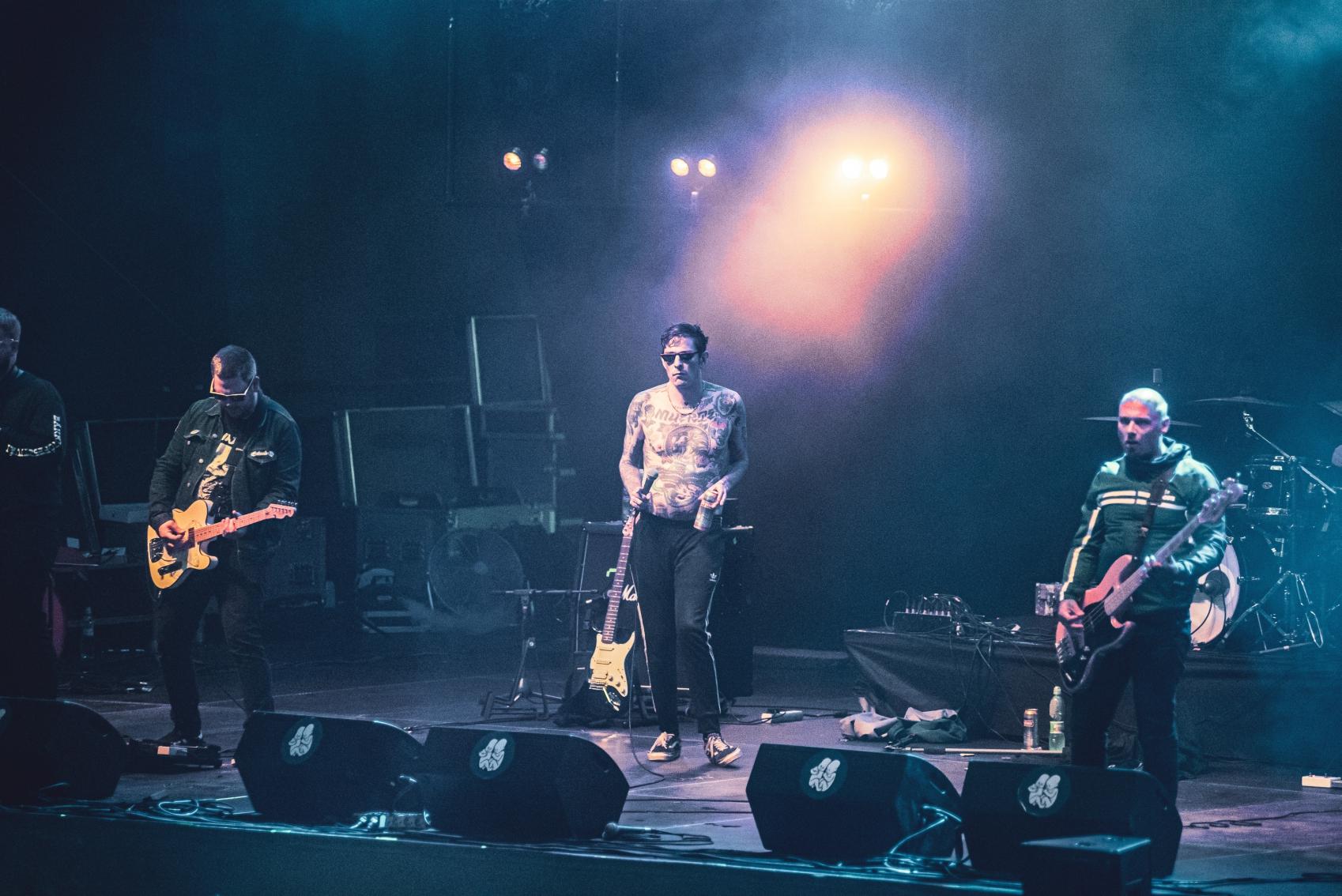 Viagra Boys -fot.Ondrej Koščík