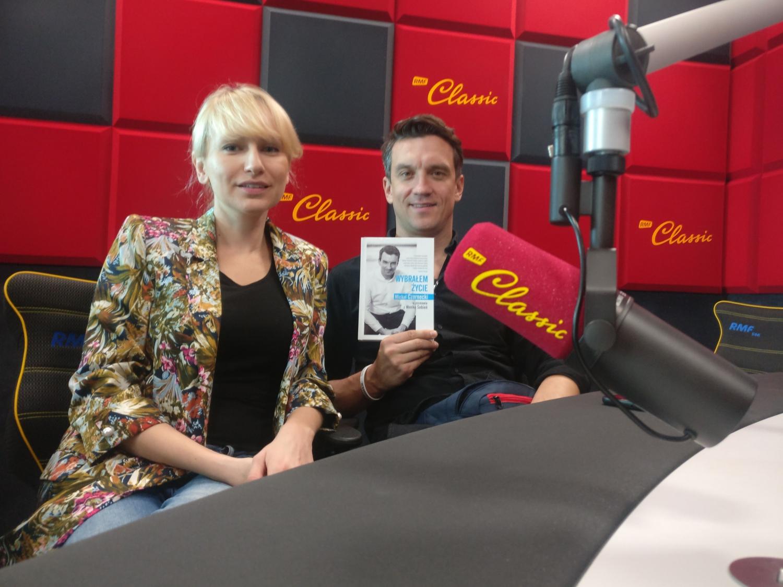 Michał Czernecki i Monika Sobień