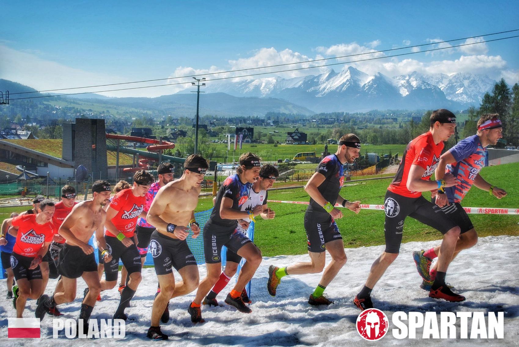 Spartan rozpocznie sezon 2020 na Czarnej Górze na Dolnym